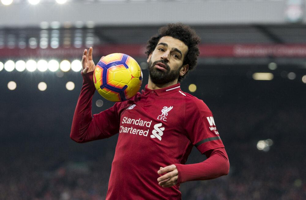 Mohamed Salah tegi krüptilise säutsu ning kustutas seejärel oma Twitteri konto