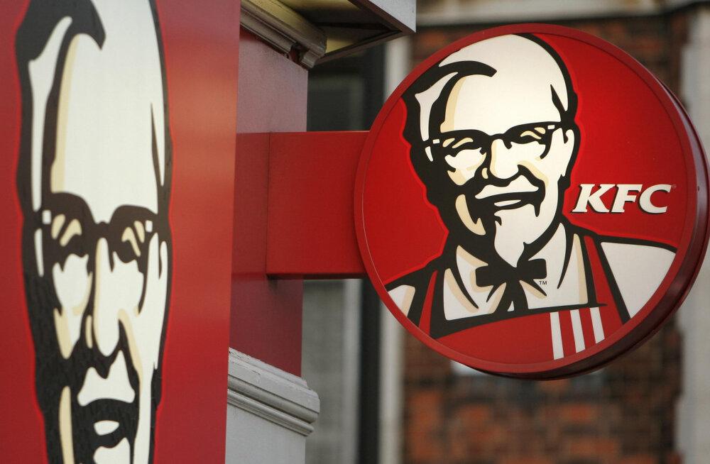 Veider kombo! Kas sööksid KFC pakutavat uut ja erilist burgerit?