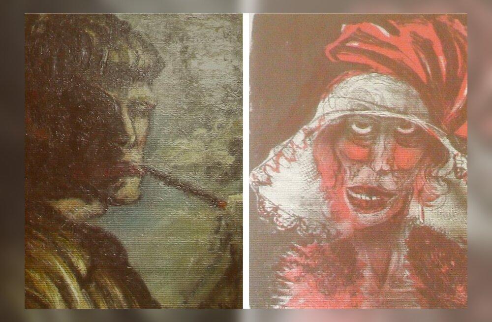Saksamaal leitud natside kunstikogu sisaldab seni tundmatuid töid