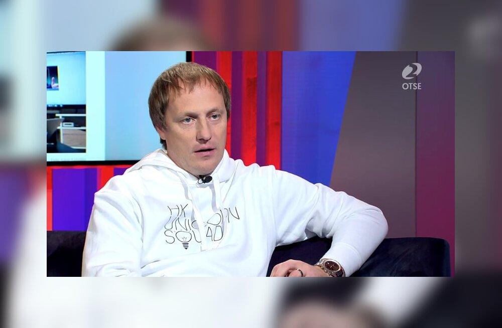 Taavi Kotka teeb asja selgeks: 10 aastat tagasi olid miljonärid <em>arminkarud</em>, täna aga iduettevõtjad