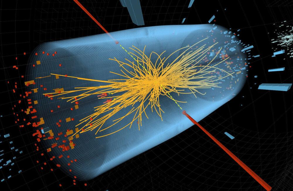 Mikromaailma osakesed ei allu ajale ning rändavad selles pidevalt ringi