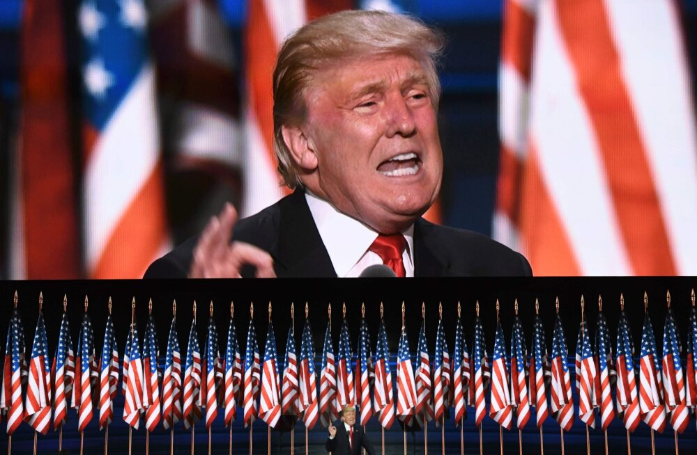 Clintoni kampaania: Vene luure abistab Donald Trumpi