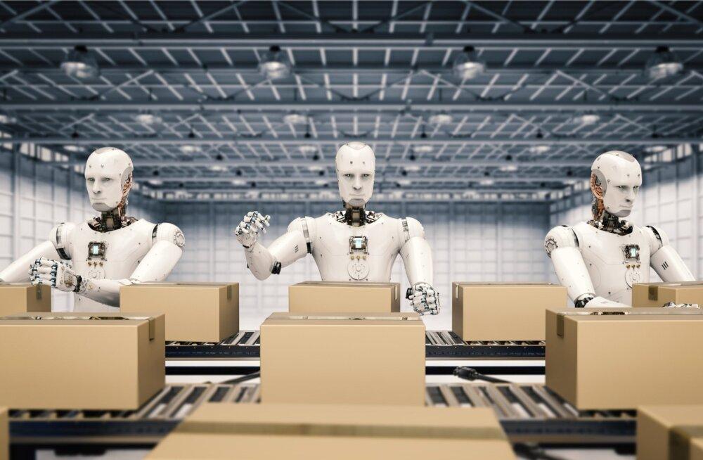 Tehnoloogia arenedes kerkib oluline küsimus: kui robotid teevad meie eest töö ära, siis kust saavad inimesed oma sissetuleku?