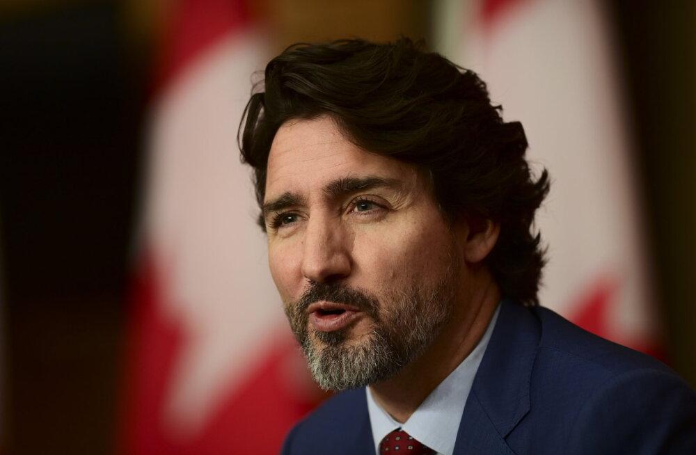 Trudeau ründas Hiinat pärast Pekingi ähvardust kanadalastele Hongkongis