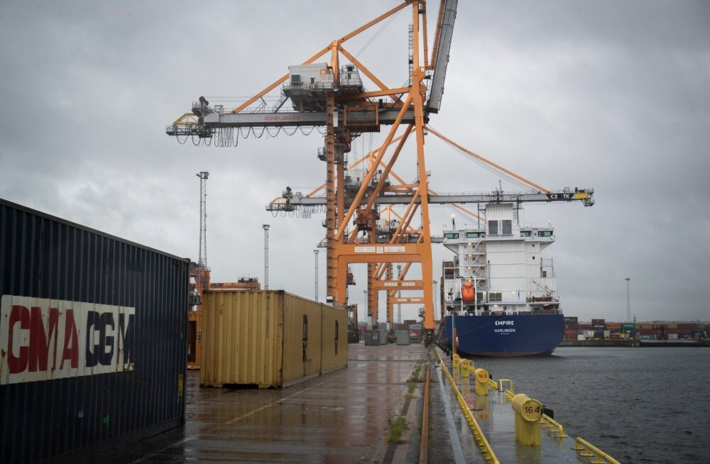 Möödunud aastal ostis Saksamaa sadama- ja logistikakontsern Hamburger Hafen und Logistik AG (HHLA) Eesti suurima, Muuga sadamas tegutseva konteineriterminali operaatori Transiidikeskuse AS-i.