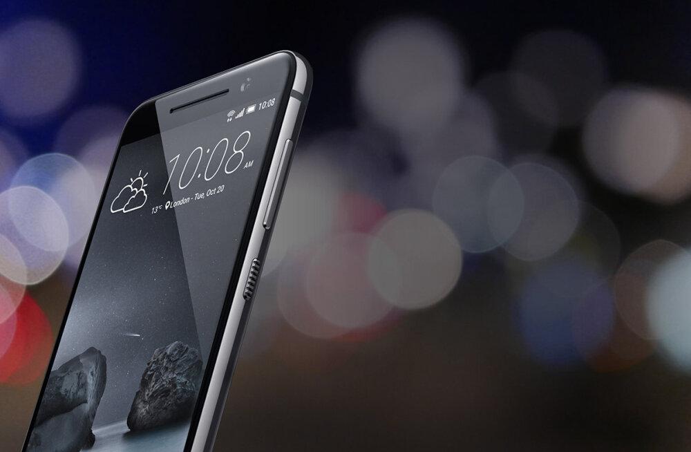 HTC uue nutitelefoni One A9 välimus meeldib? Siis rõõmusta, sest kohtad seda veel ja veel