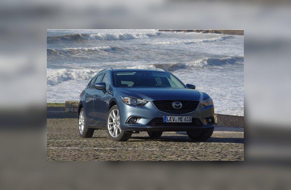 Uus Mazda 6: Jaapani keskklassi totaalne muutumine