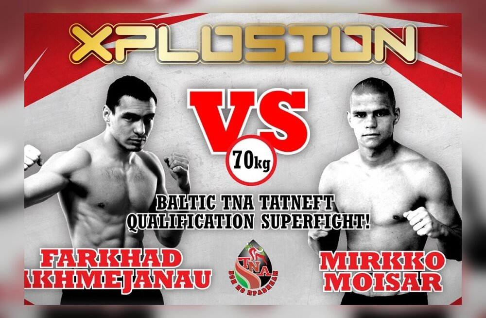 Xplosion Fight Series