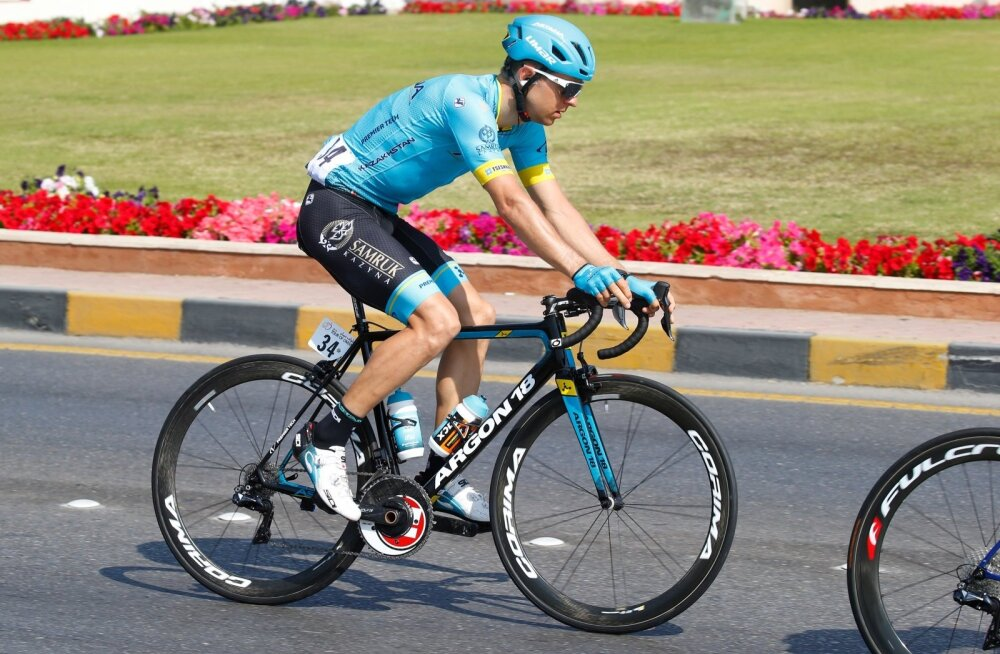 Tour of Oman 2018