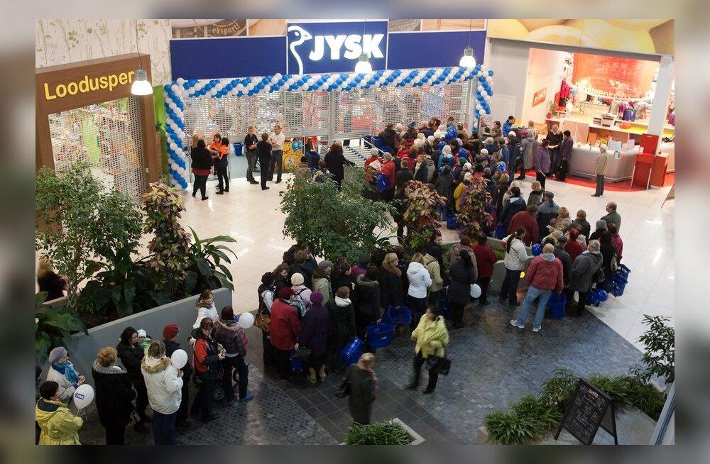41f6be8ce07 JYSK avab Narvas Ida-Virumaal sisustuskaupluse - ärileht.ee