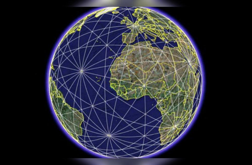 Ülitajur Lille Lindmäe: ley-liinid on Maad kattev kosmilise vaimse energia sõiduteede võrgustik