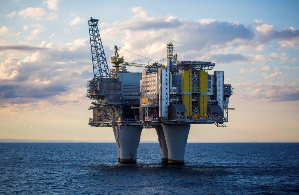 Nafta hinna endisele tasemele tõus jääb helesiniseks unistuseks