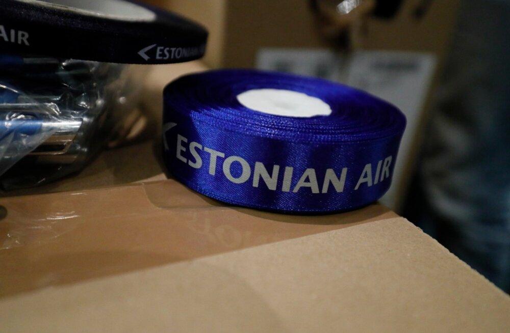 Estonian Airi pankrotivara