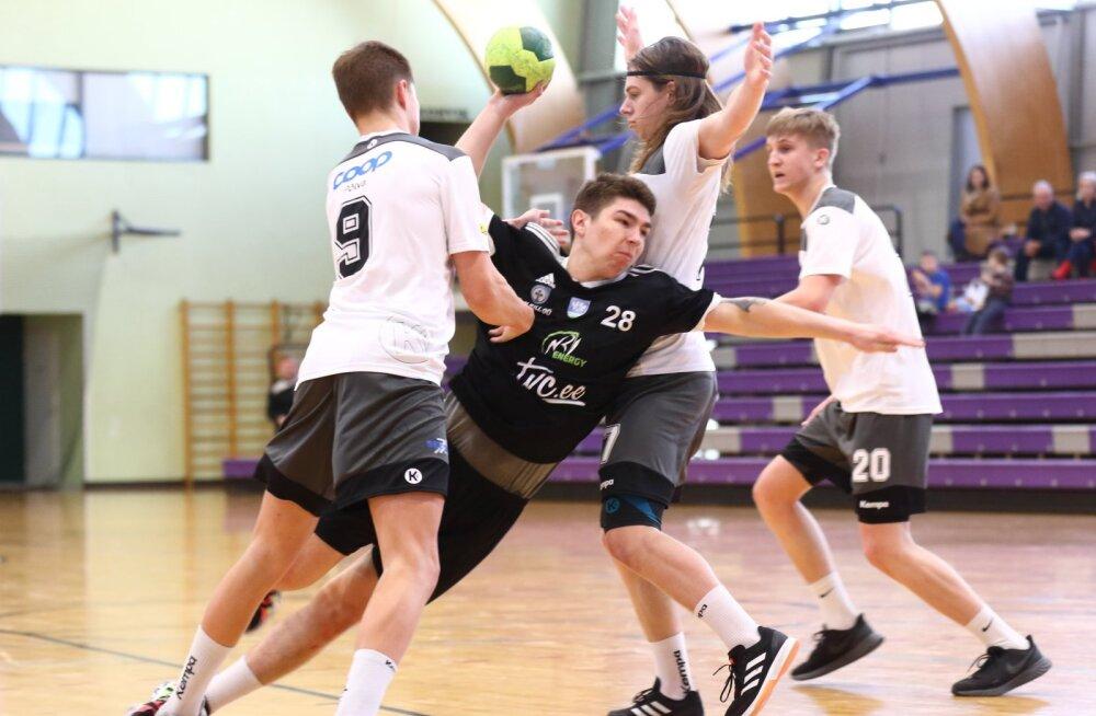 Eesti käsipallis tänavu medaleid ei jagata