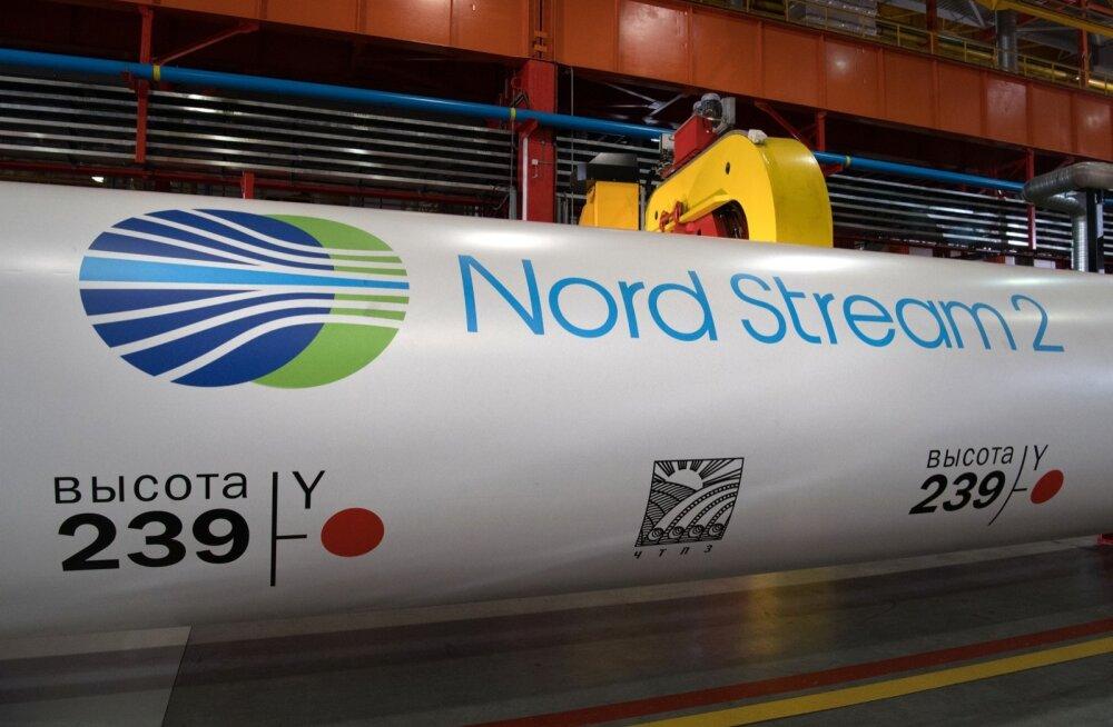 Saksa suurim ajaleht Bild: liiduvalitsus peab Nord Stream 2 projekti kohe peatama!