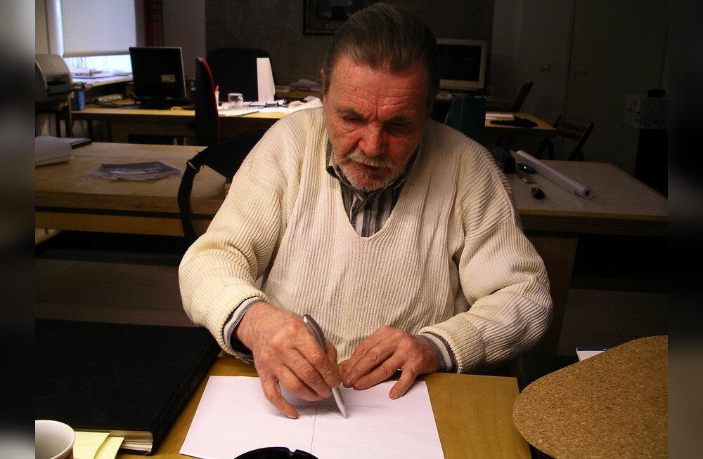 Suri arhitekt Allan Murdmaa