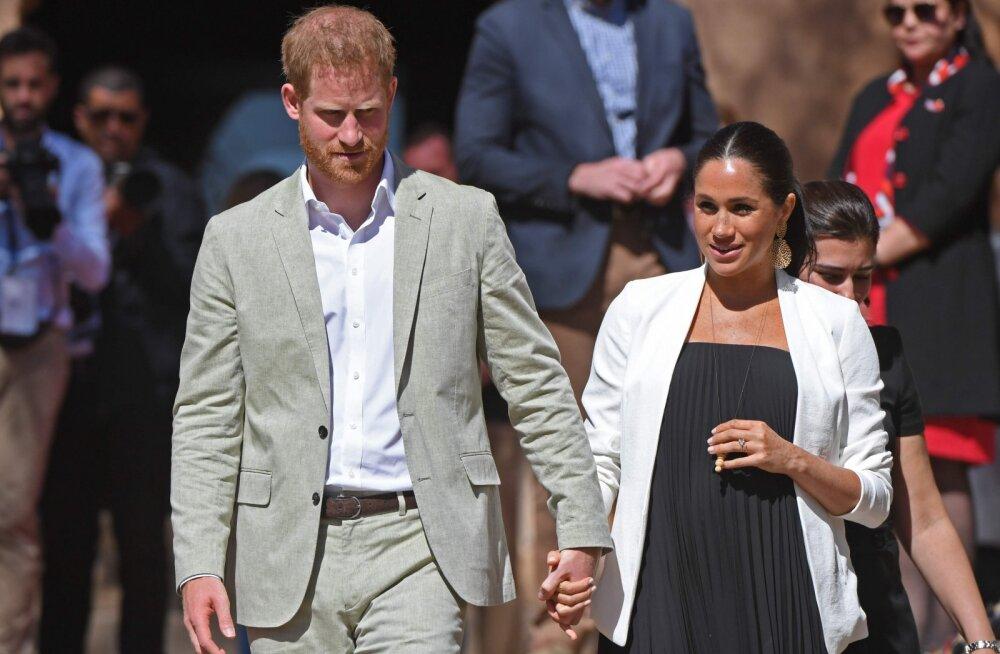 Aitab jamast: Meghan Markle ja prints Harry plaanivad USA-sse kolida