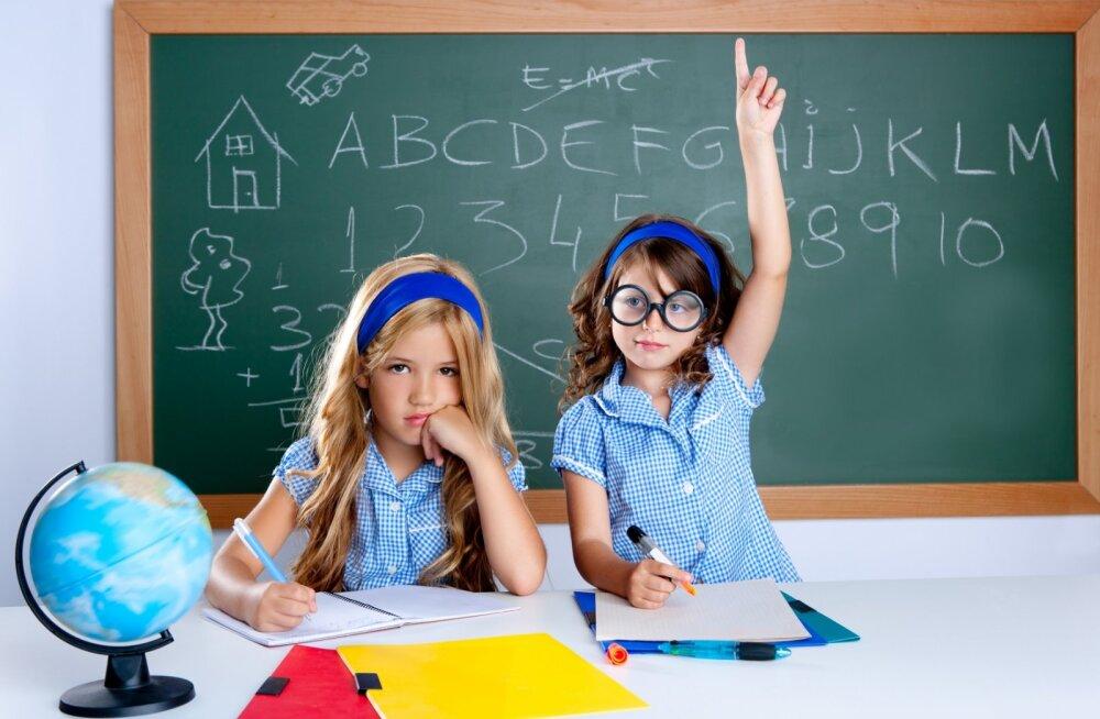 Laste käitumis- ja nägemishäired on sageli seotud: millal sina viimati lapsega silmaarsti külastasid?