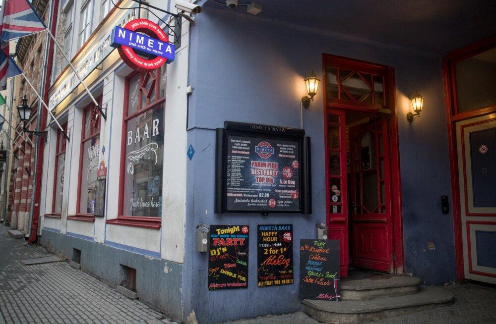 Nimeta baari omanik alkoholimüügi piirangust: loomulikult on kahju tekitatud