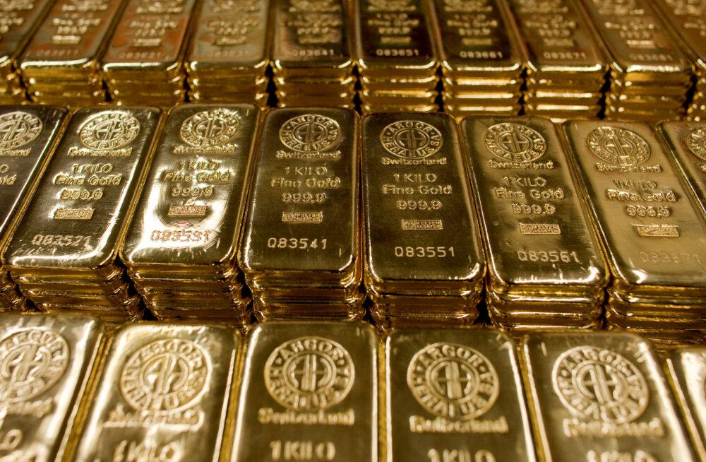 """Kullatööstus on hädas järjest kasvava """"kullapesuga"""""""