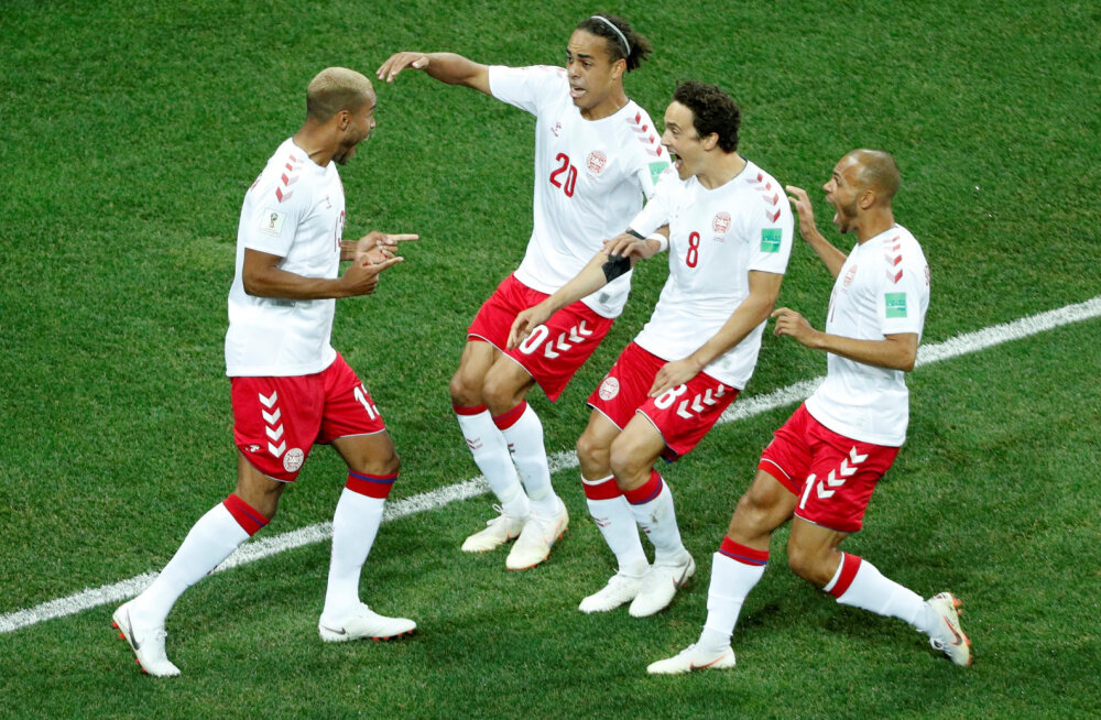 Jalgpallifarss Taanis jätkub: Rahvuste liigat mängivad amatöörid ja saalijalgpallurid