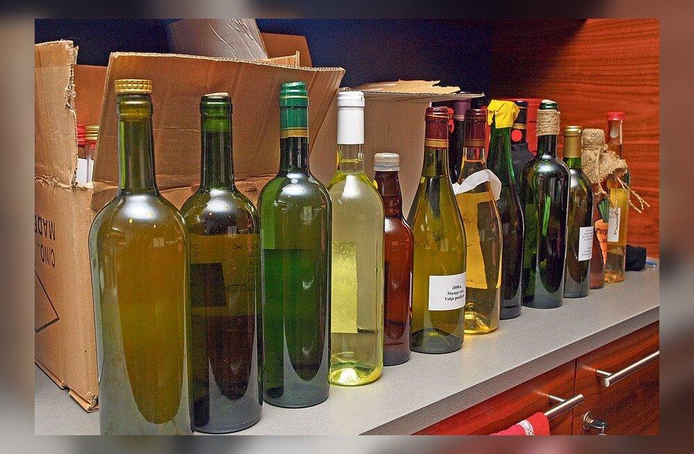Ka talvel saab veini teha