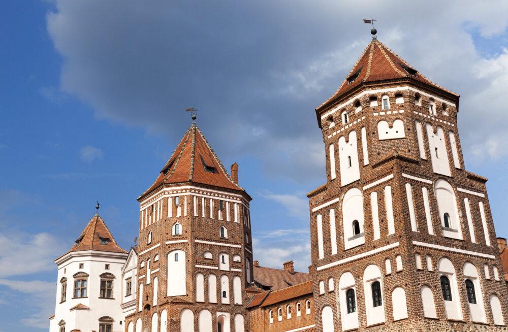 В Республике Беларусь продают дворец за 61 евро