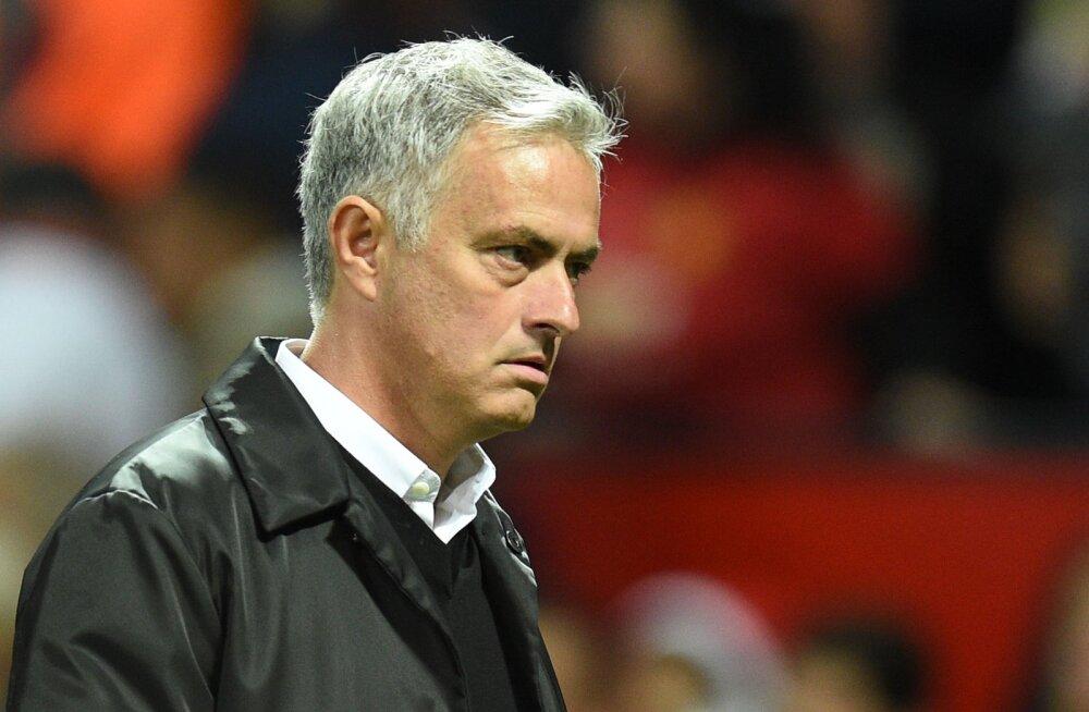 Manchester Unitedi mured jätkuvad: koduväljakul kaotati kindlalt Tottenhamile