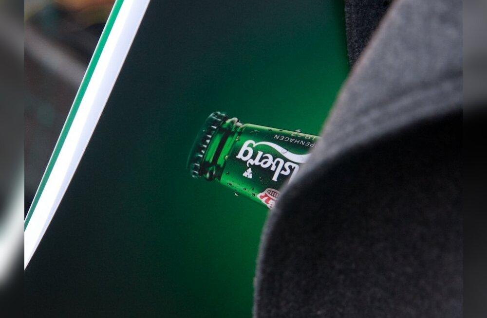 Carlsbergi uus kampaania rõhutab pingutuse ja auhinna loogikat