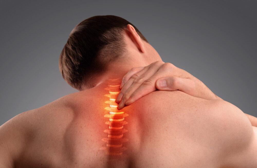 Õlad, kael või selg on kanged? See harjutus aitab pingest vabaneda