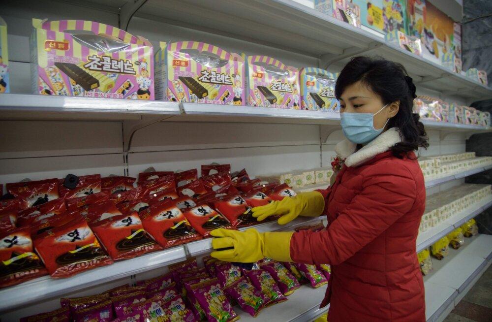 Koroonaaegses Põhja-Koreas on turud suletud ja transport seisab, lund ja udu peetakse ohtlikuks