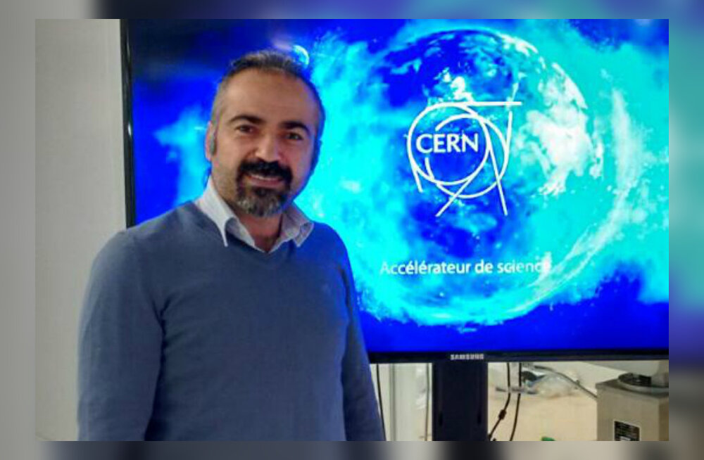 CERN-i teadlane Umut Kose: Inimkond võiks maailmaruumi liikudes kaasa võtta uudishimu, teaduse, kunsti ja kirjanduse