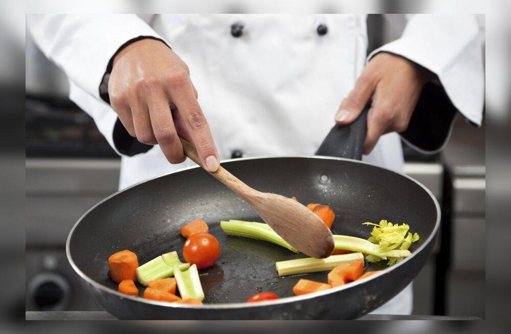 Kool: aina rohkem noori soovib õppida kokaks