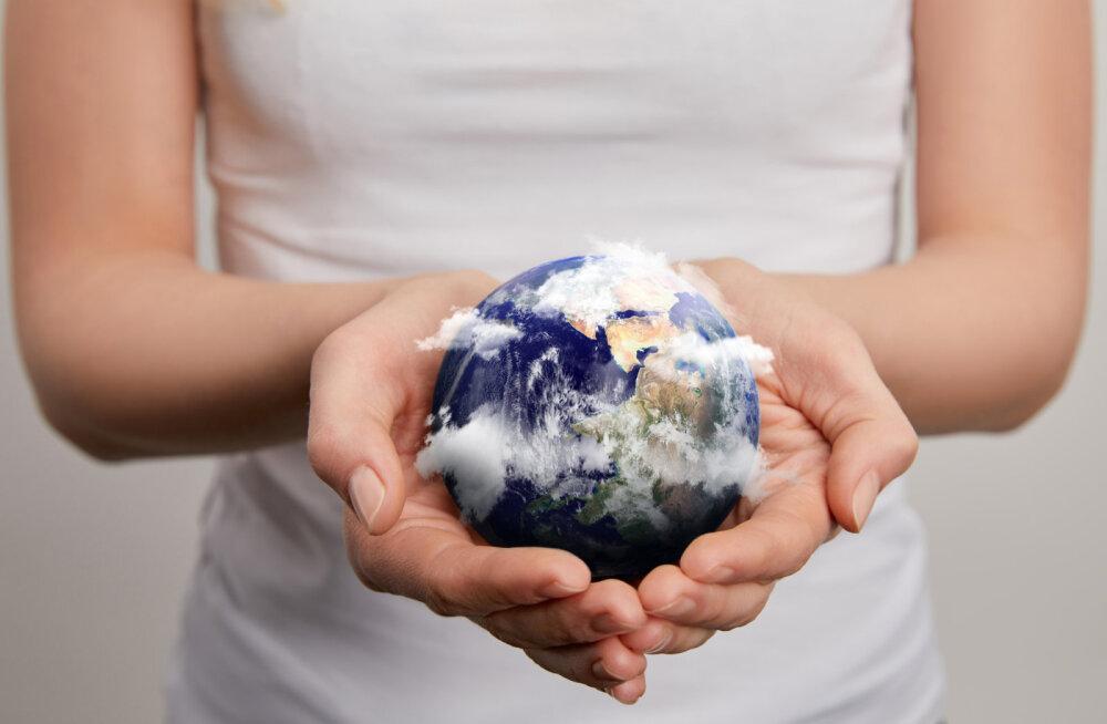 Noored kliimastreikijad: meie muuta on inimkonna saatus