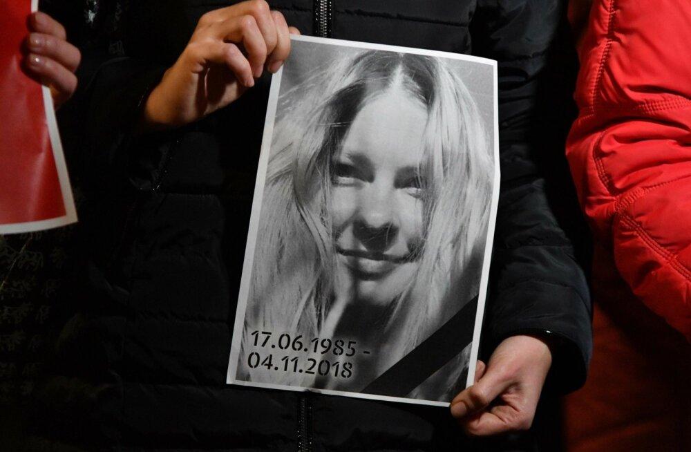 Suri happerünnaku ohvriks langenud Ukraina korruptsioonivastane aktivist