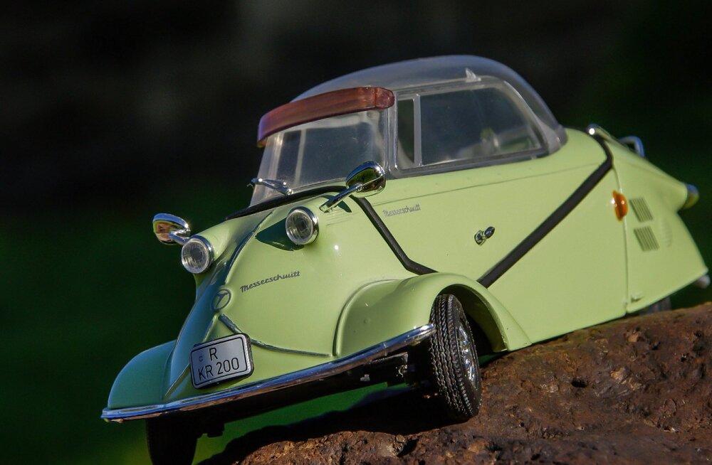 Uuring: ütle mulle, mis värvi on su auto, ja ma ütlen, kes sa oled!