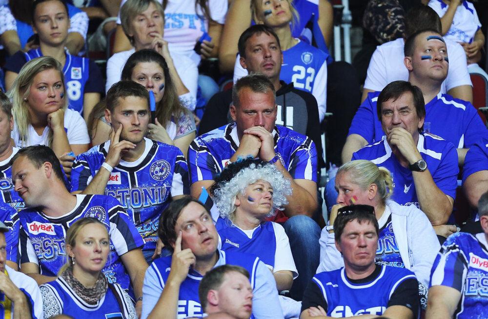 KURB! Eesti korvpall jäi EMi korraldusõigusest ilma