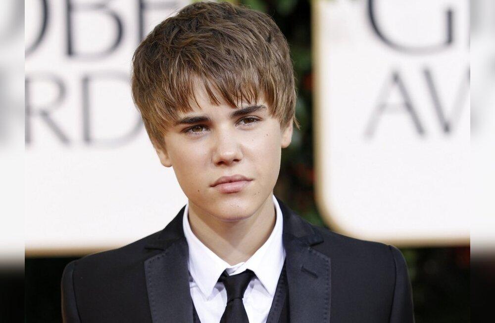 Justin Bieber hakkab Punk'd-i tegema?