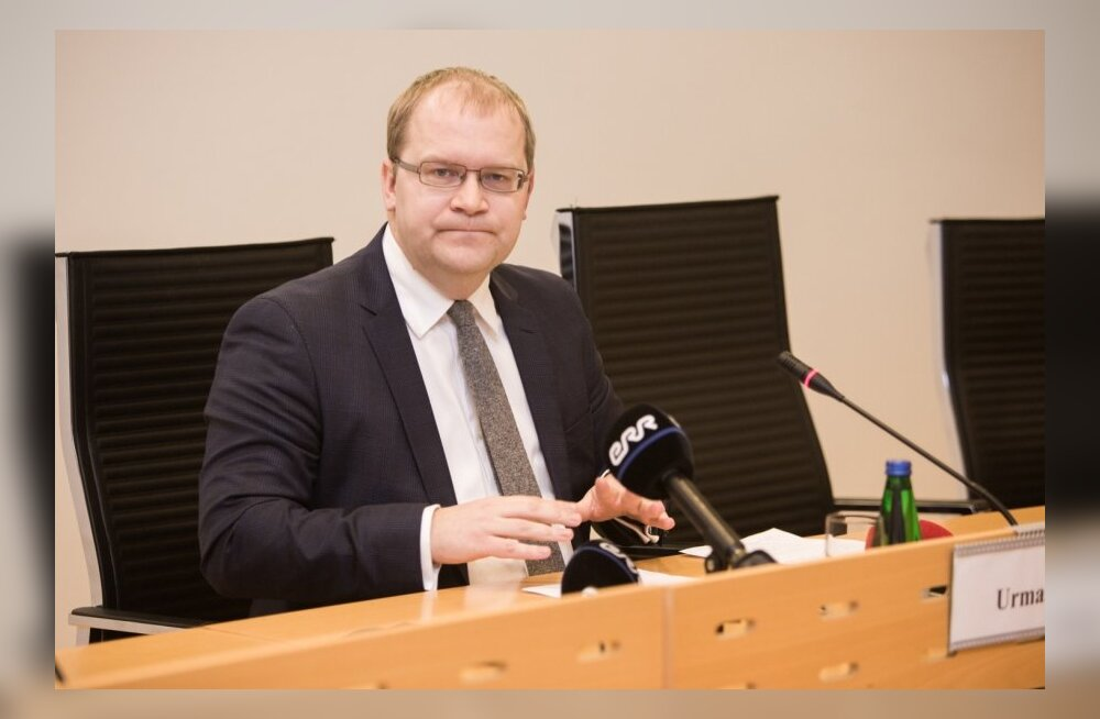 Välisminister Urmas Paet