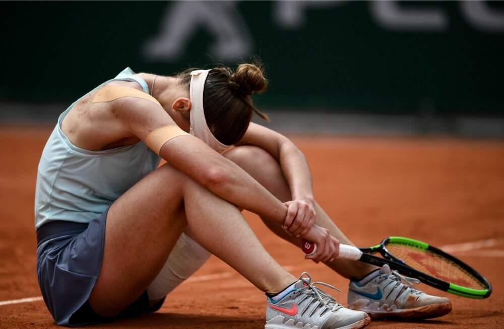 DELFI PARIISIS | Kanepile kaotanud Kudermetova: mängisin haigena, jõudu polnud üldse