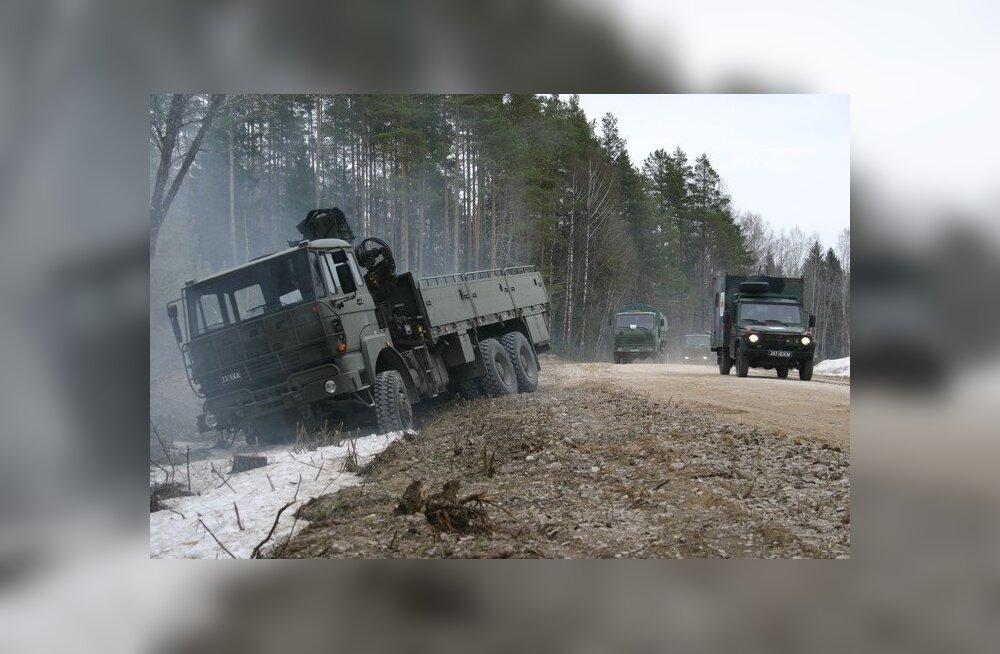Sõjaväelogistikud peavad Tallinnas konverentsi.