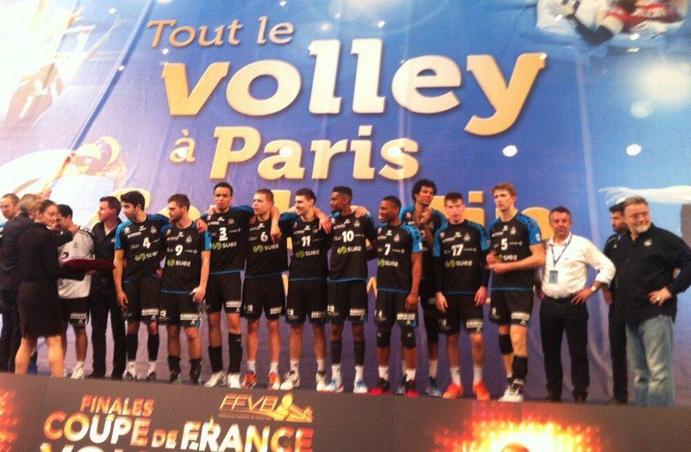 Toobali ja Juhkami muinaslugu sai otsa Prantsusmaa karikafinaali viiendas geimis. Kohtuniku eksimus maksis esikoha?