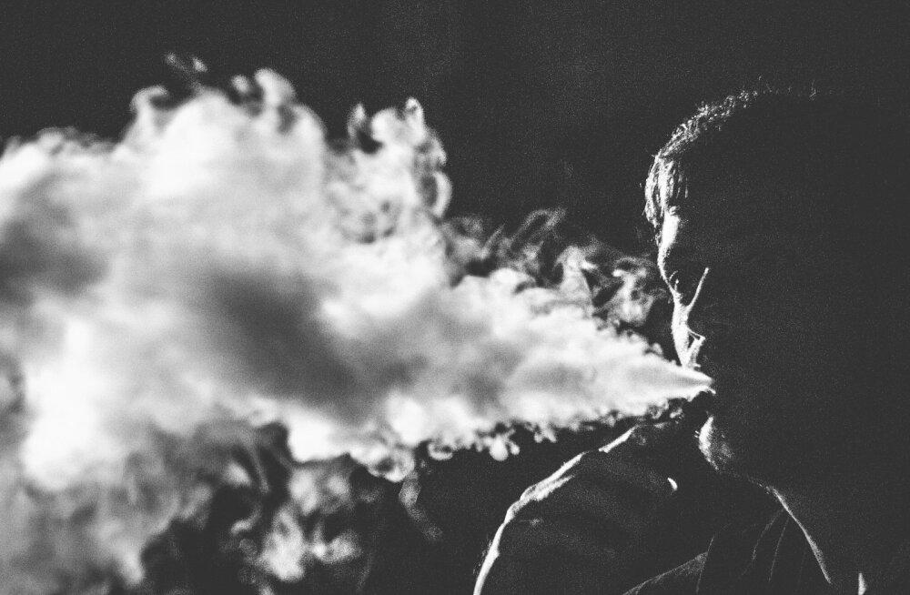 E-sigaretist tingitud haigus on nõudnud juba vähemalt kuus inimelu