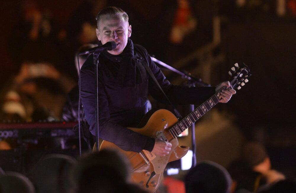 Bryan Adams vabandas rassistliku väljaütlemise pärast: tahtsin end välja elada