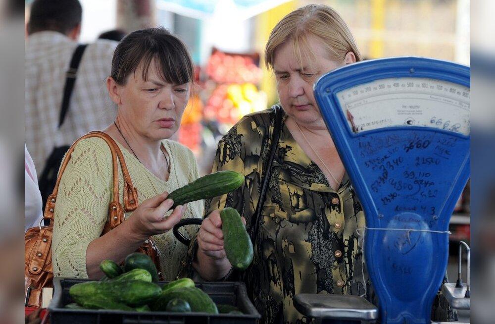 Valgevene majandusime: töötus vaid 0,7%
