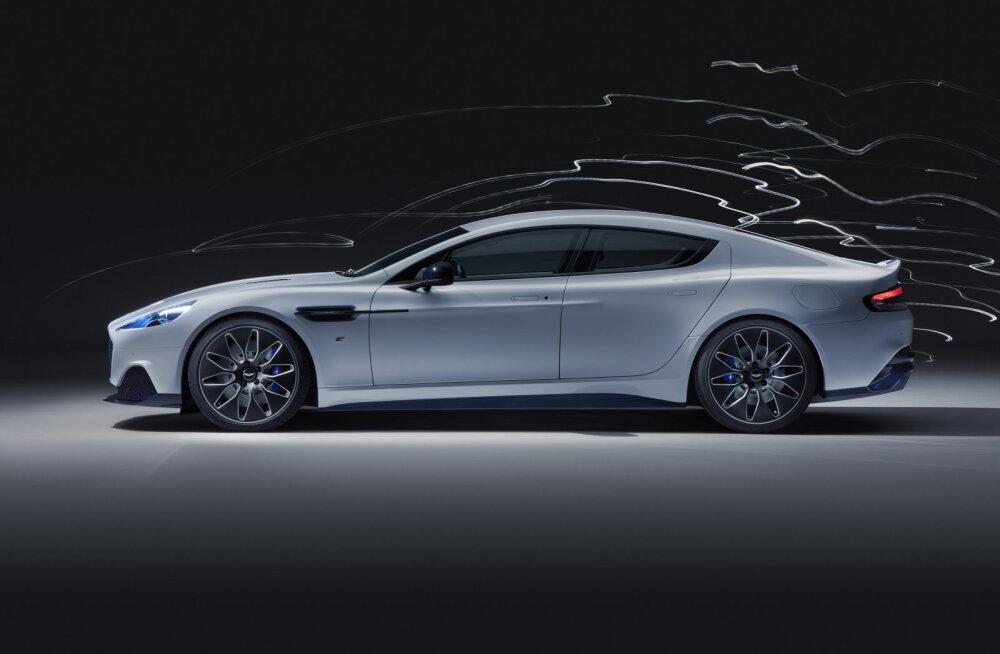 Elektriline Super-Aston mitte ainult Bondile