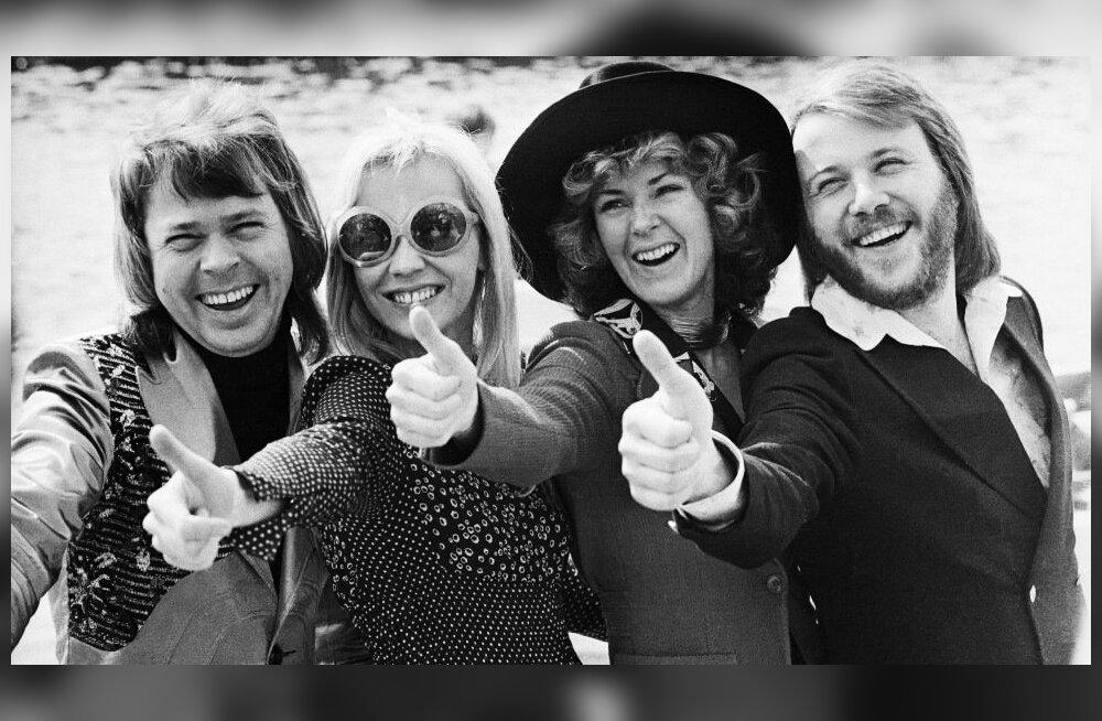 """Prantsuse dokfilm """"Eurovisioonid"""" uurib, mis muudab selle lauluvõistluse nii paljudele köitvaks. Eurovisioonilt sai kunagi tuule tiibadesse ka Rootsi ansambel Abba."""