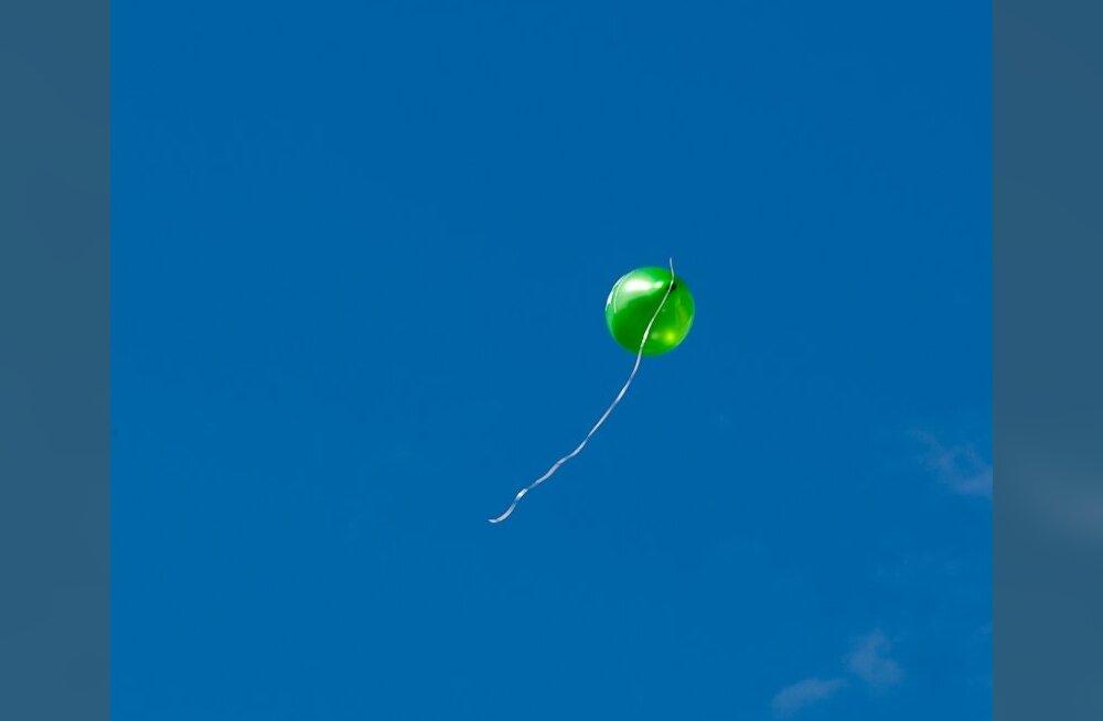 Keskerakonna õhupall
