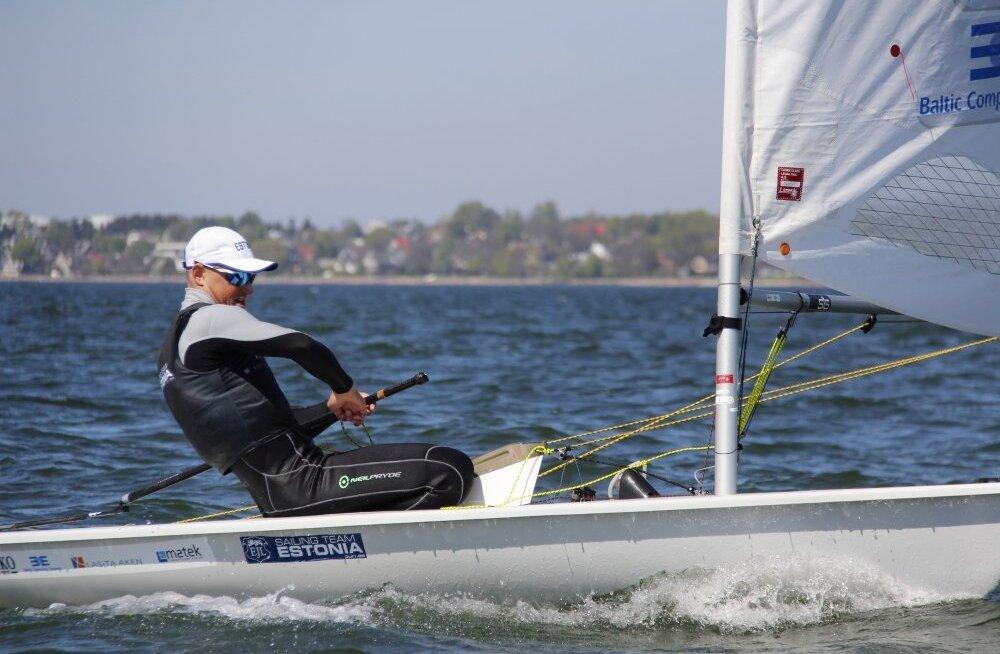 Eesti meistrivõistluste avaregati võitsid Rammo, Luur, Kuusk ja Soo