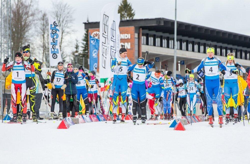 Eesti meistrivõistlused laskesuusatamises